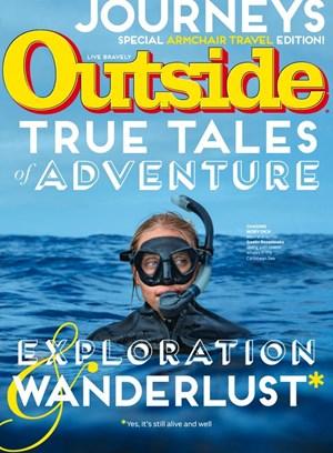 Outside Magazine | 6/2020 Cover