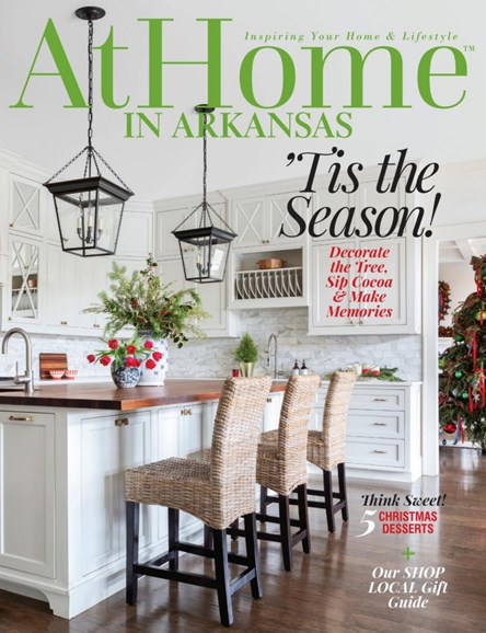 At Home In Arkansas Cover - 12/1/2019