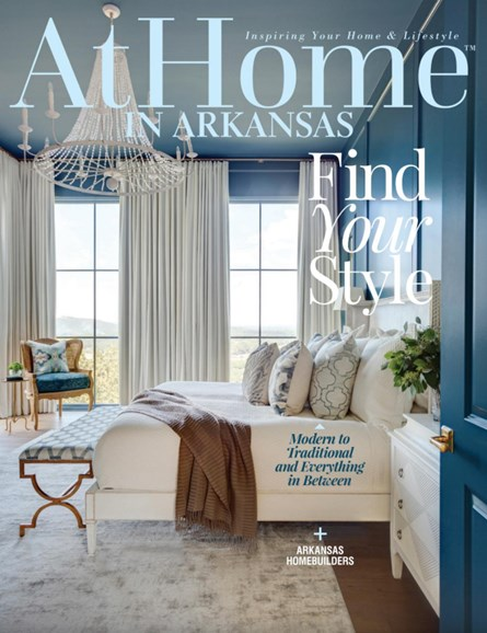 At Home In Arkansas Cover - 11/1/2019