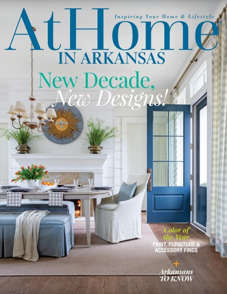 At Home In Arkansas Cover - 1/1/2020