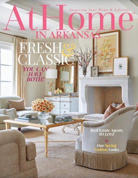 At Home In Arkansas Cover - 4/1/2020