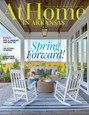 At Home In Arkansas Magazine | 3/2020 Cover