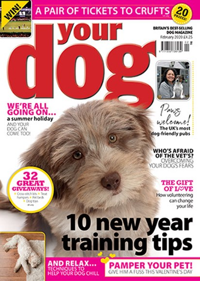 Your Dog Cover - 2/1/2020