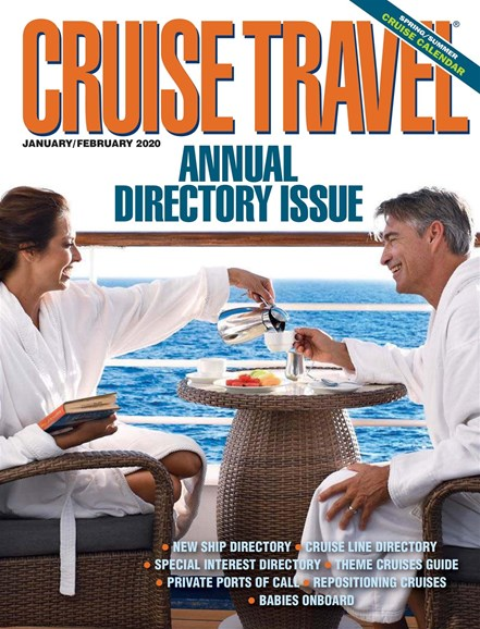 Cruise Travel Cover - 1/1/2020