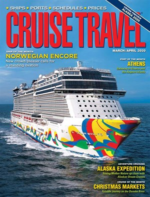 Cruise Travel Magazine | 3/1/2020 Cover
