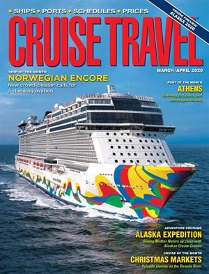 Cruise Travel Magazine | 3/2020 Cover