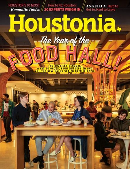 Houstonia Cover - 2/1/2020