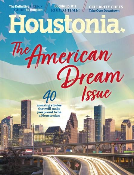 Houstonia Cover - 3/1/2020