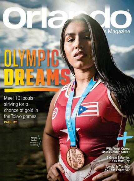 Orlando Magazine Cover - 2/1/2020