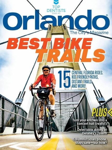 Orlando Magazine Cover - 3/1/2020
