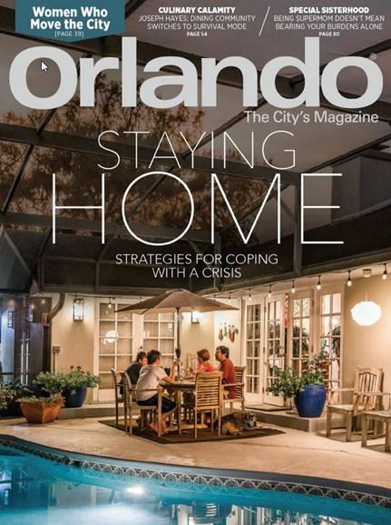 Orlando Magazine Cover - 5/1/2020