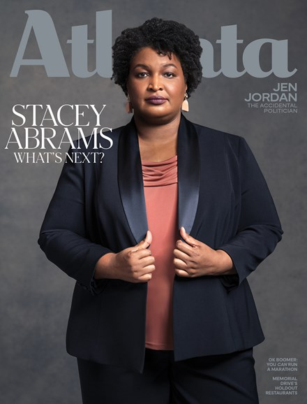 Atlanta Magazine Cover - 2/1/2020