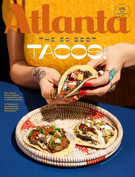Atlanta Magazine Cover - 3/1/2020
