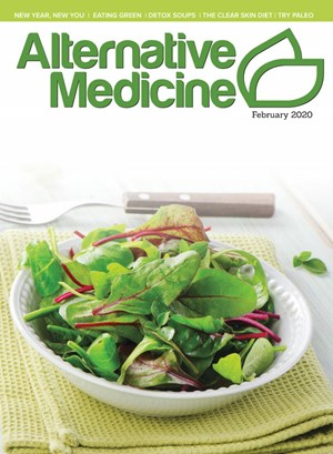 Alternative Medicine Magazine | 2/2020 Cover