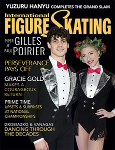 International Figure Skating | 4/2020 Cover