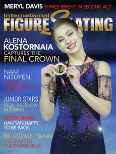 International Figure Skating | 2/2020 Cover