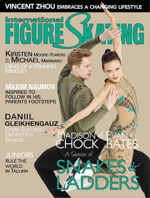 International Figure Skating Magazine | 6/2020 Cover