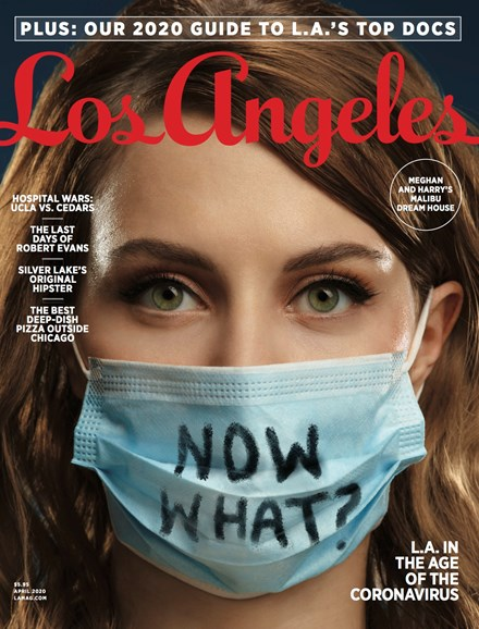 Los Angeles Cover - 4/1/2020
