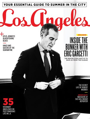 Los Angeles Magazine | 6/2020 Cover