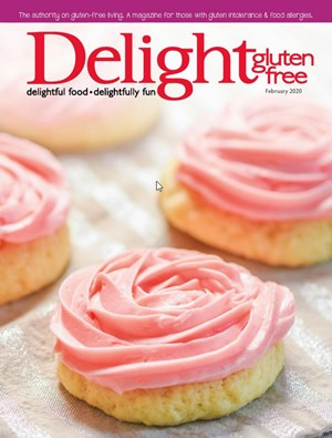 Delight Gluten Free | 2/2020 Cover