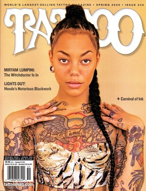 Tattoo Magazine | 3/2020 Cover