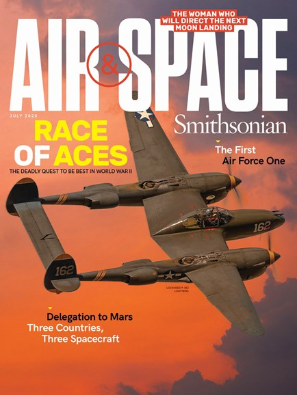 Air & Space Cover - 7/1/2020