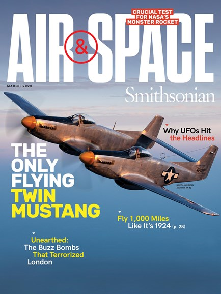 Air & Space Cover - 3/1/2020