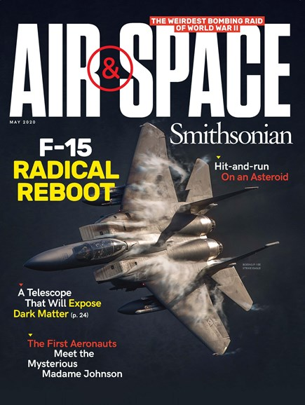Air & Space Cover - 5/1/2020