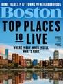 Boston Magazine   3/2020 Cover