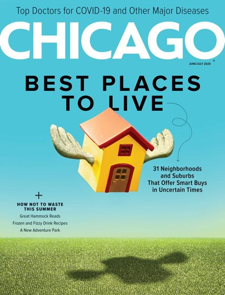 Chicago Magazine Cover - 6/1/2020
