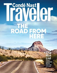 Conde Nast Traveler | 5/2020 Cover