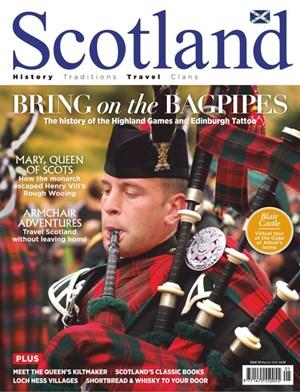 Scotland Magazine   5/2020 Cover