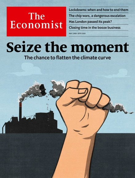 The Economist Cover - 5/23/2020