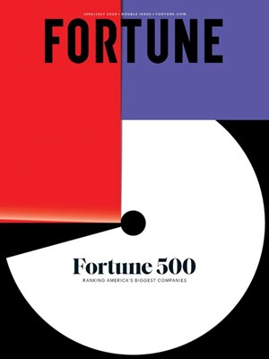 Fortune Magazine | 6/1/2020 Cover