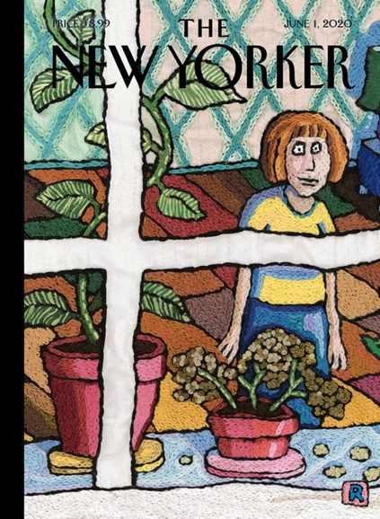 The New Yorker Cover - 6/1/2020