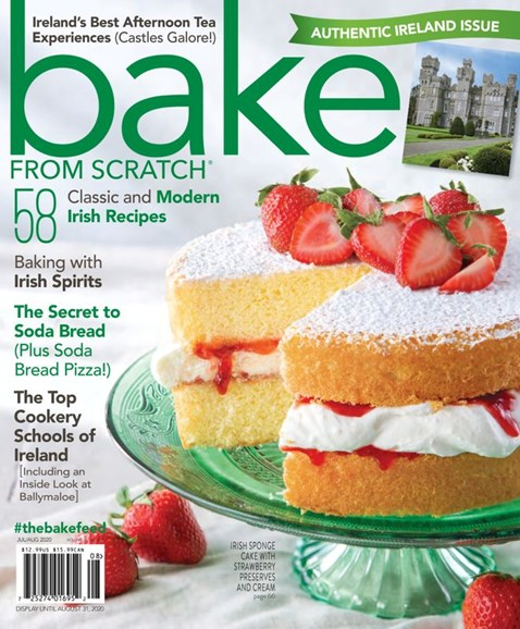 Bake From Scratch Cover - 7/1/2020