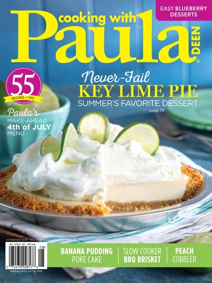 Cooking With Paula Deen Cover - 7/1/2020