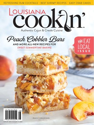 Louisiana Cookin' Magazine | 7/2020 Cover
