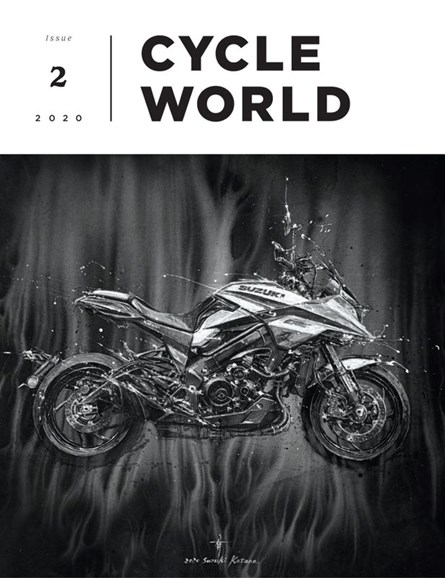 Cycle World Cover - 6/1/2020