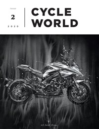 Cycle World Magazine | 6/2020 Cover
