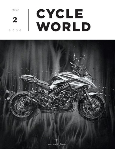 Cycle World | 6/2020 Cover