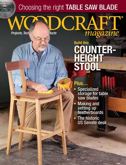Woodcraft Cover - 6/1/2020