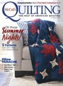 Mccall's Quilting Magazine | 7/2020 Cover