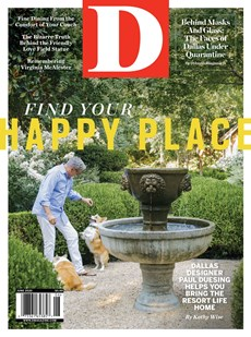 D Magazine | 6/2020 Cover