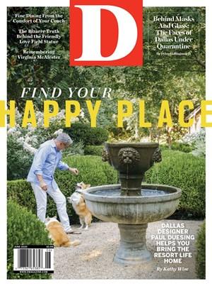 Dallas Magazine | 6/2020 Cover