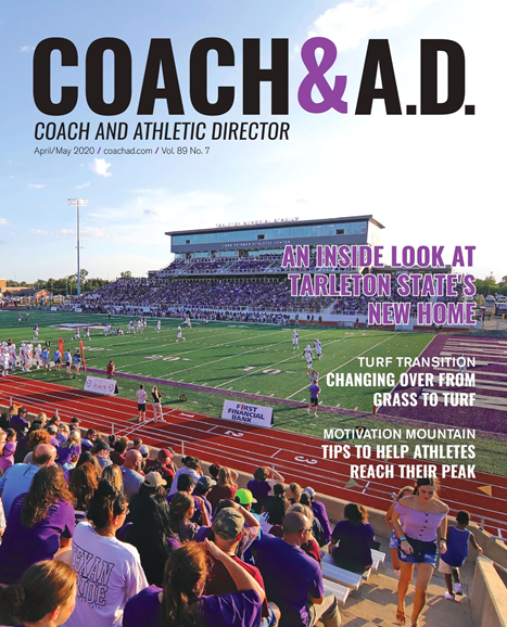 Coach & Athletic Director Cover - 4/1/2020