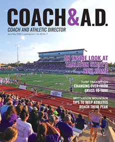 Coach & Athletic Director | 4/2020 Cover