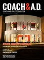 Coach and Athletic Director Magazine | 2/2020 Cover