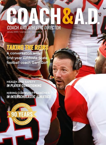 Coach & Athletic Director Cover - 1/1/2020