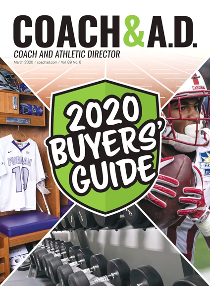 Coach & Athletic Director Cover - 3/1/2020